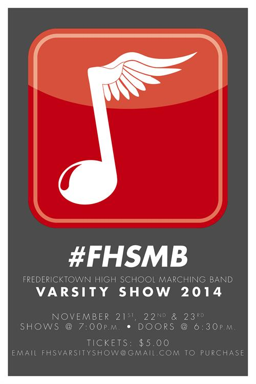 Fredericktown High School Marching Band Varsity Show