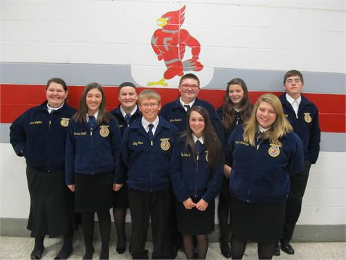 Fredericktown Novice Parli Pro Team earns gold rating