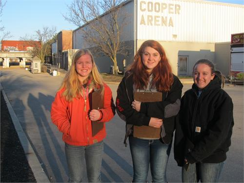 Fredericktown FFA Equine team takes 25th in the State Competition